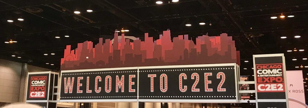 Reflections on C2E2 2018