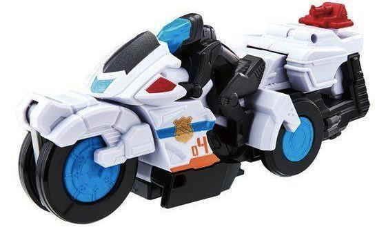 Toy Review: LUPINRANGER VS PATRANGER's DX Cyclone Dial Fighter & DX Trigger Machine Biker