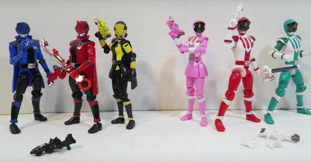 Toy Review: LUPINRANGER VS PATRANGER YUDO Figures (Wave 1)