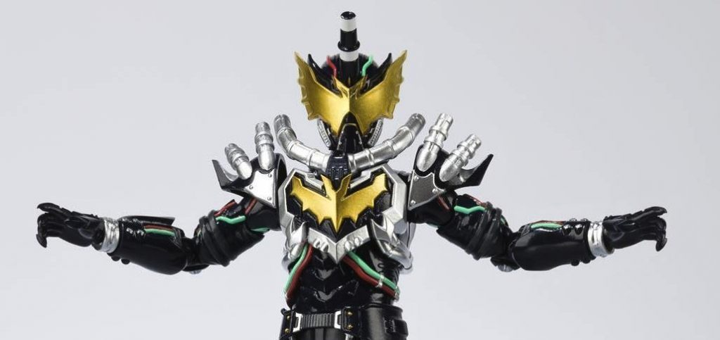 Toy Review: KAMEN RIDER BUILD S.H.Figuarts Night Rogue