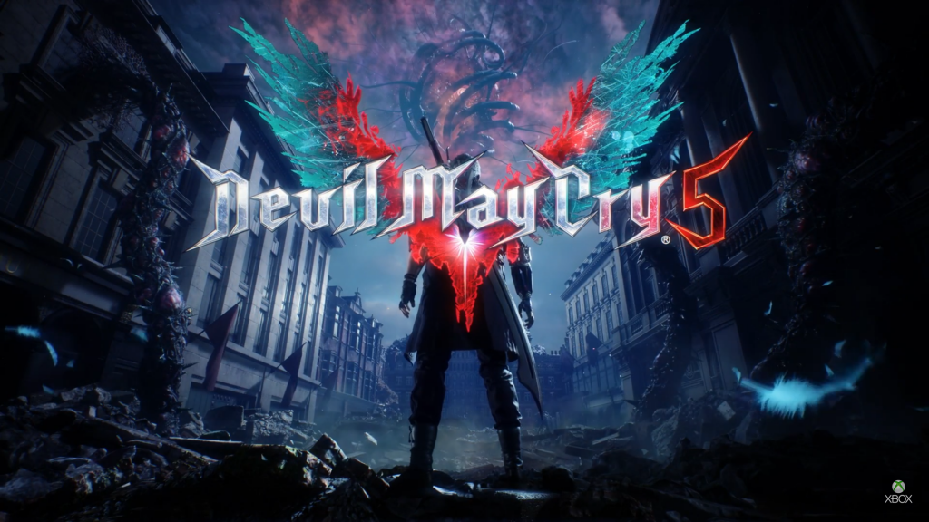NERO. IS. BACK! Trailer for Devil May Cry 5!