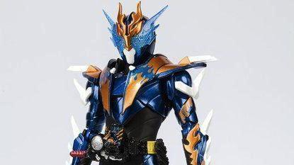 Toy Review: KAMEN RIDER BUILD S.H.Figuarts Blood Stark & Kamen Rider Cross-Z
