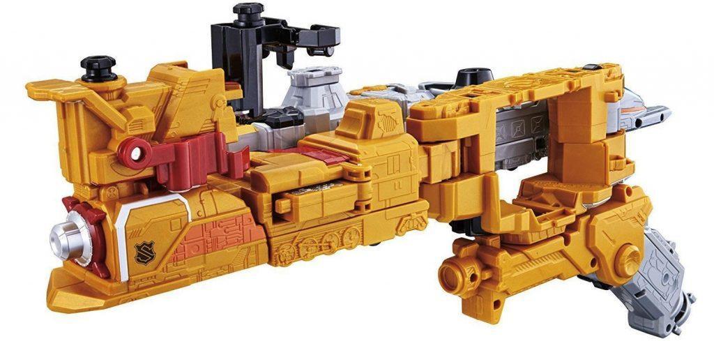 Toy Review: LUPINRANGER VS PATRANGER DX X Changer & X Train Fire / X Train Thunder