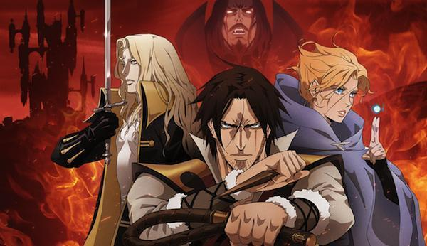 CASTLEVANIA Season 2 Trailer: The Nightmare Continues