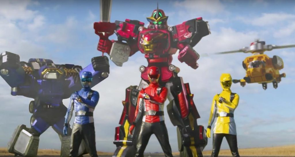 POWER RANGERS BEAST MORPHERS Trailer: Now With 0.03% More Original Footage!