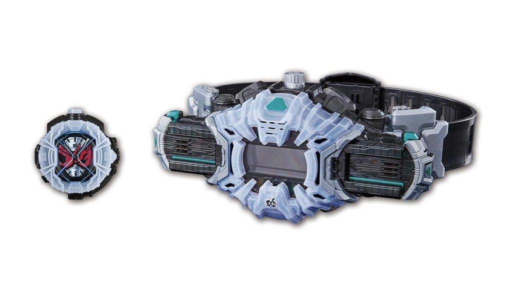 Toy Review: KAMEN RIDER ZI-O DX Ziku Driver