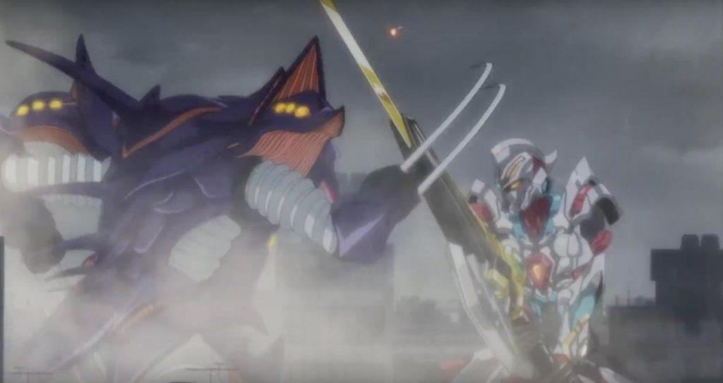 Trailer: SSSS.GRIDMAN Goes to Battle Next Month