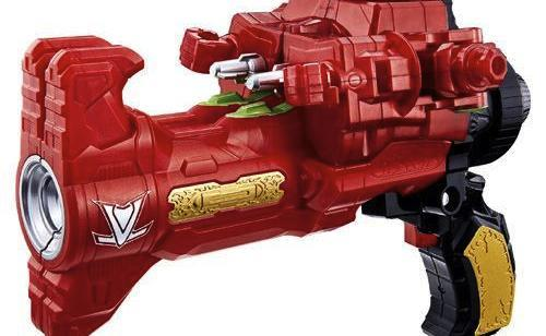 Toy Review: LUPINRANGER VS PATRANGER DX Lupin Magnum