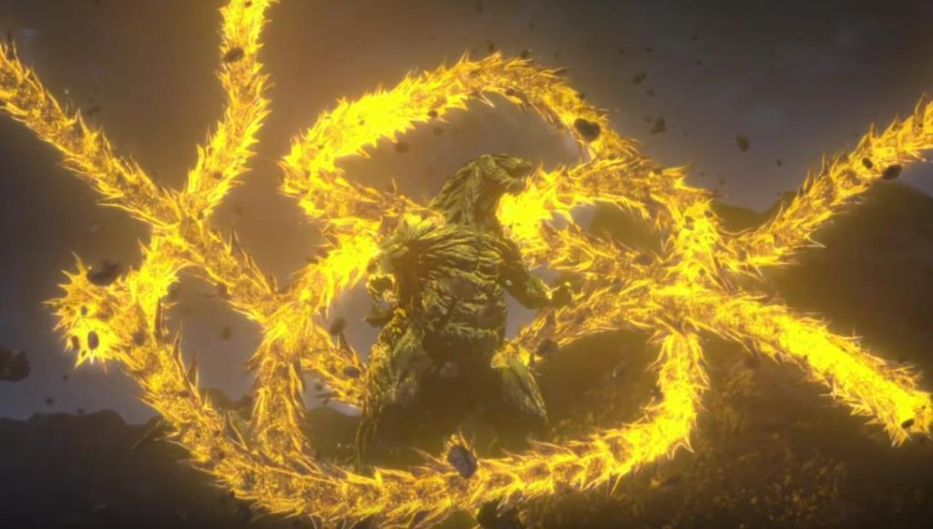 GODZILLA: PLANET EATER Trailer Summons King Ghidorah for Earth's Last Stand