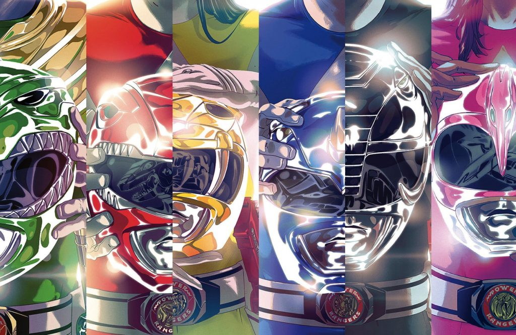 The Power's on Your Side With This New POWER RANGERS Theme Cover