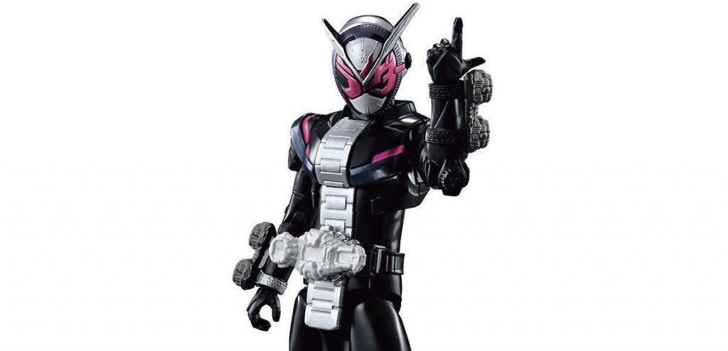 Toy Review: Rider Kicks Figure (RKF) KAMEN RIDER ZI-O, Geiz, Build & Build Armor