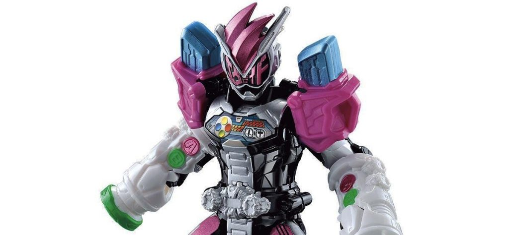 Toy Review: KAMEN RIDER ZI-O DX Fourze Ride Watch & RKF Ghost / Ex-Aid Armor