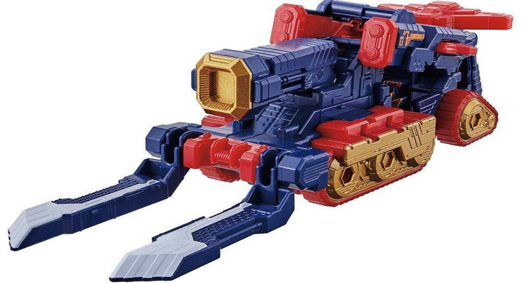 Toy Review: LUPINRANGER VS PATRANGER DX Siren Striker & Victory Striker