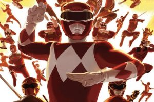 This New POWER RANGERS Cereal Wants in Your Mouth
