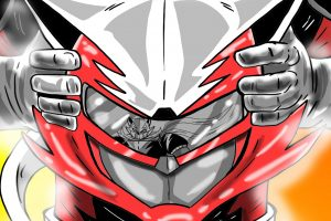 THE IMMORTAL RED FOX Vol. 2 Available Now
