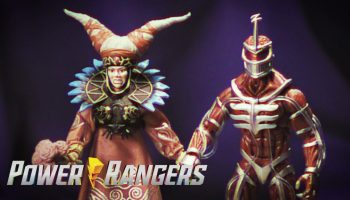 Hasbro Power Rangers Lightning Collection The Wedding 2-Pack Gamestop Exclusive Cover