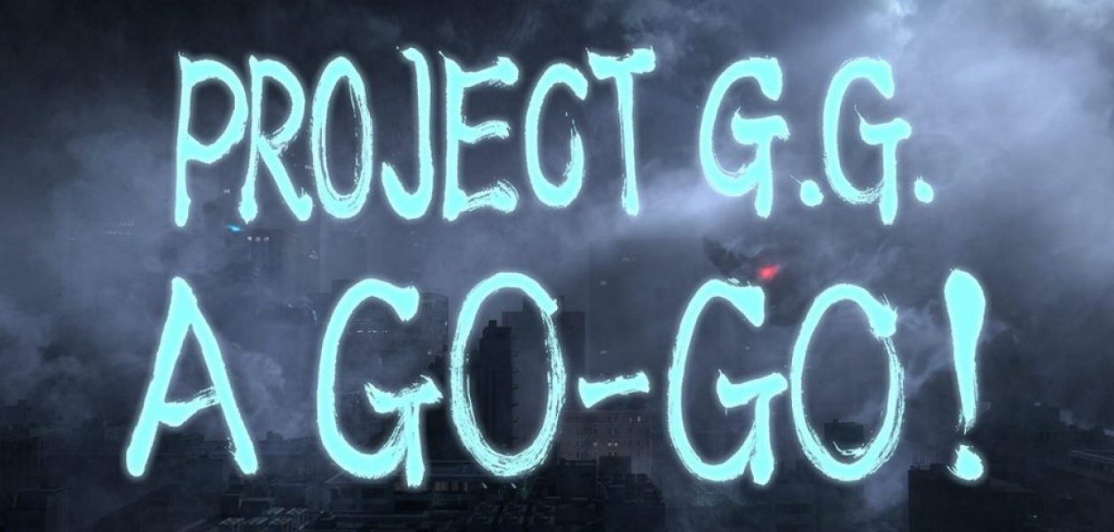 Project G.G. A Go-Go! Teaser Cover II