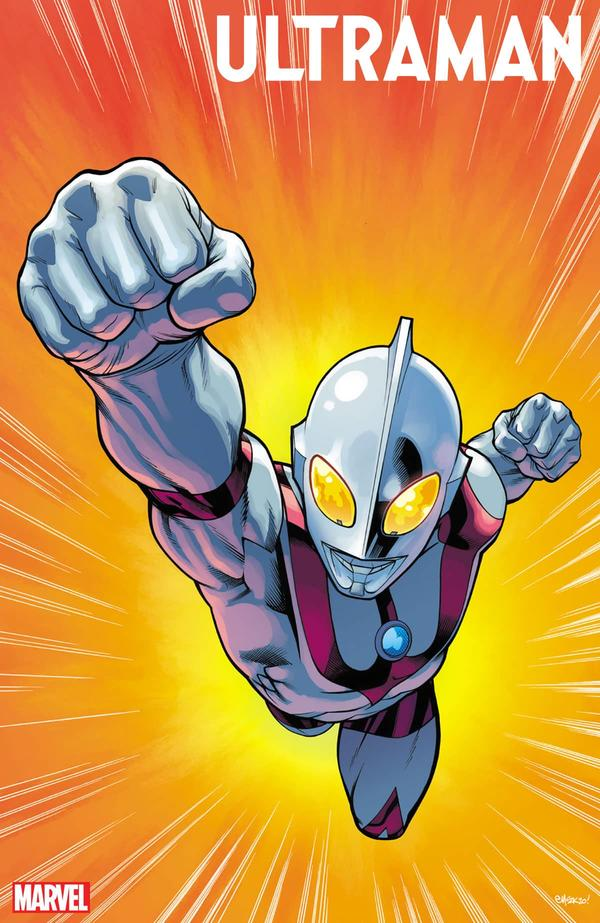 Marvel X Tsuburaya: The Rise of Ultraman Comics