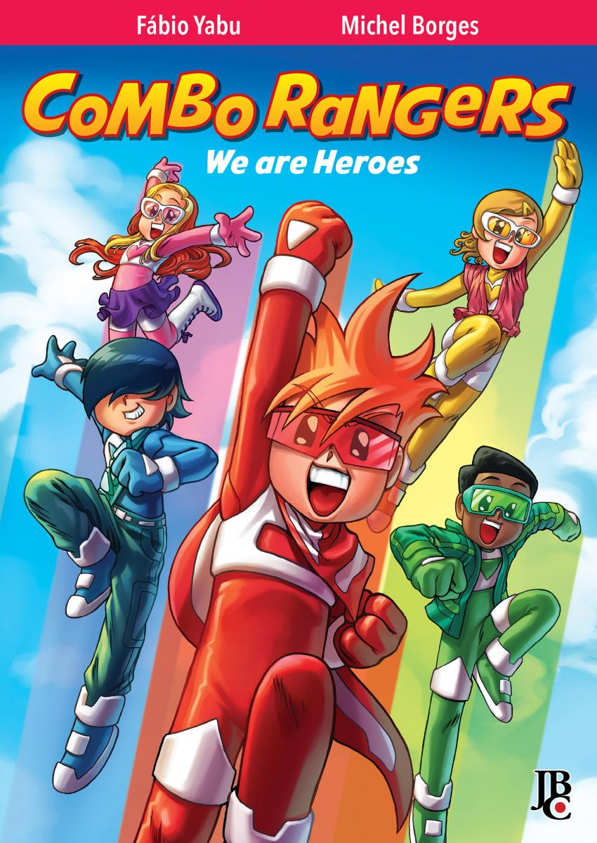 Combo Rangers Cover